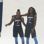 GTR: Atlanta Dream Media Day, Sights and Sounds (Video)