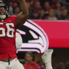 Atlanta Falcons DE Steven Means to Miss 2019 Season