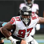 Grady Jarrett Agrees to 4 -Year Deal with Atlanta Falcons